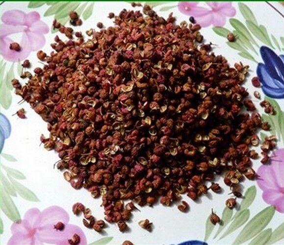 EPICE POIVRE SICHUAN ENTIER 100 g (Whole Sichuan pepper)