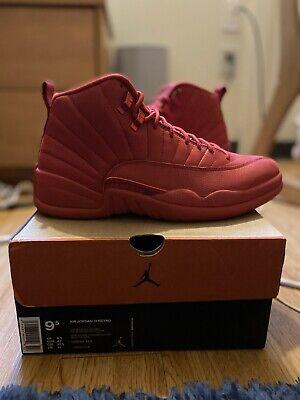 Air Jordan 12 Gym Red 2018 Size 9.5 | eBay