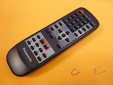 PANASONIC EUR646921Z TV REMOTE