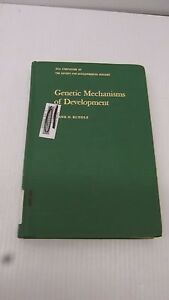 Genetic-Mechanisms-Of-Development-Academic-Press-By-Frank-H-Ruddle-1973
