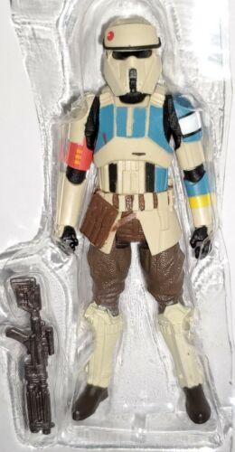 "Star Wars SHORETROOPER CAPTAIN 3.75/"" Figure Rogue One Scarif Stormtrooper"