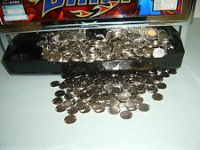 GIANT PILE OF 1000  SLOT MACHINE TOKENS  == NEW == FOR SKILL STOP MACHINES