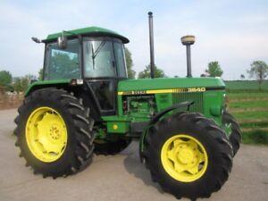john deere 3640 tractor technical repair manual tm 4419 ebay rh ebay co uk John Deere 3650 John Deere 3920