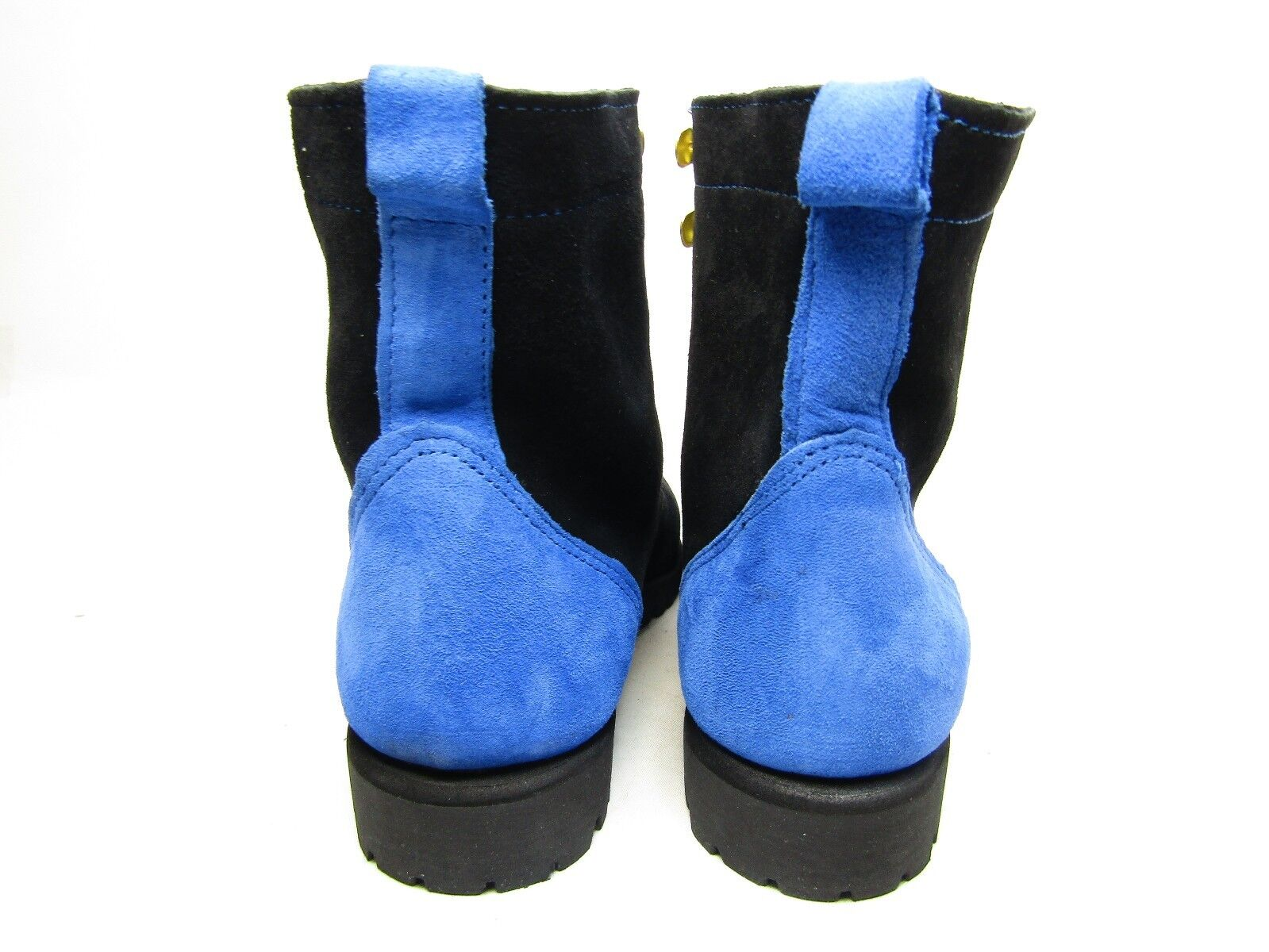 Sebago Womens Astoria B50128 Slip Resistant Ankle Boot shoes Black Black Black Royal Size 8M c82daa