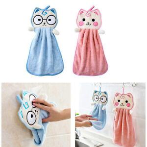 menage-la-pendaison-chiffons-un-torchon-de-lavage-super-absorbant-serviettes