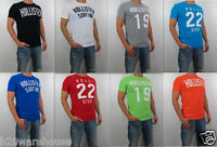 NWT HOLLISTER HCO Men Muscle Slim Fit Hobson Tee T-Shirt By Abercrombie