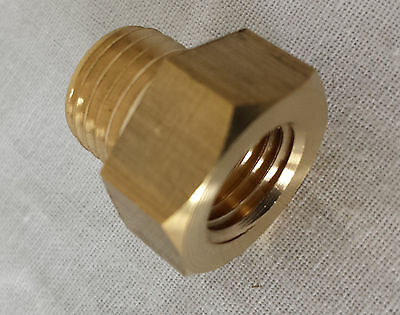 Sump Plug Sensor Adaptor Oil Temperature Temp Gauge Sender Defi Prosport M14