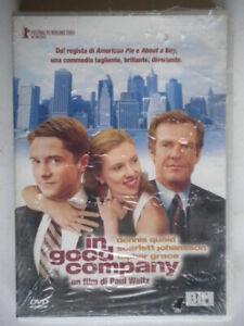 In-good-company-film-capolavori-cinema-weitz-quaid-johansson-grace-DVD-nuovo