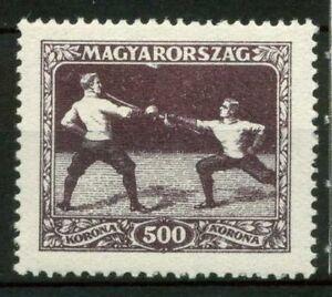 Ungheria-1925-SG-456-Nuovo-100
