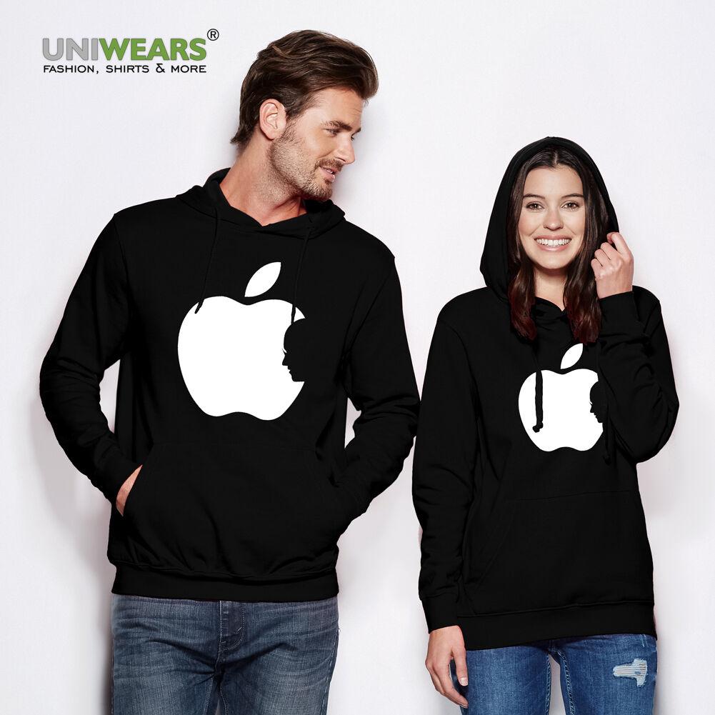Apple steve jobs Legend culto Ios I PAD phone Hoodie Woman Man Woman Hoodie hooded sudadera ac37fe