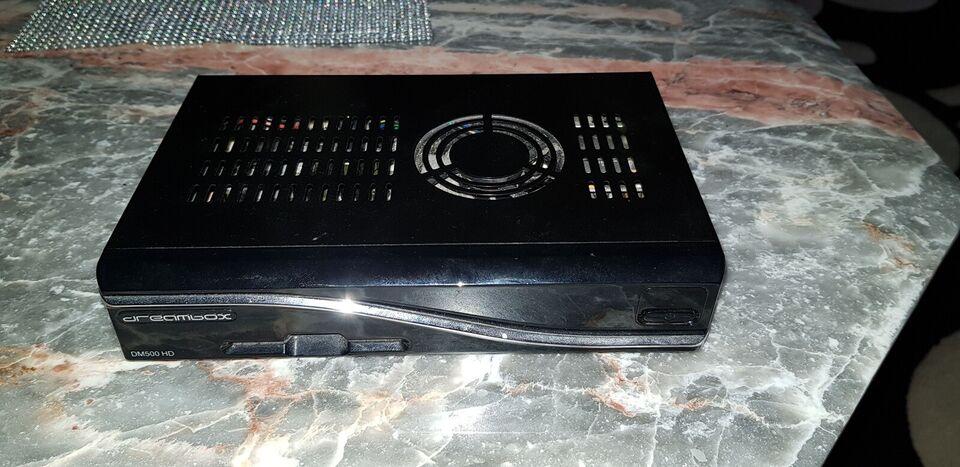 Dreambox, Dreambox, DM 500 HD S A