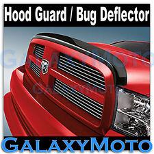 10-15 Dodge Ram 2500+3500 HD Smoke Black Hood Shield Guard Bug Deflector 13 14