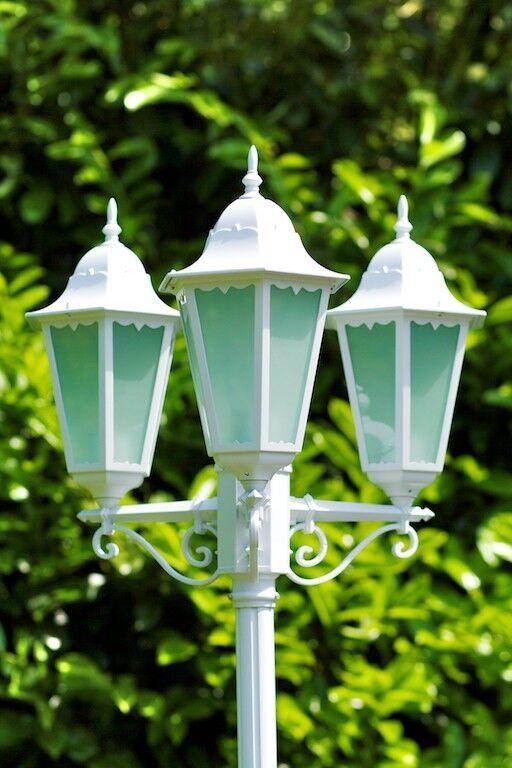 de Lanterne extérieur Lampadaire Candélabre jardin Classique ...