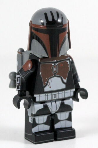 Lego MANDALORIAN SUPER COMMANDO Grunt Minifigure CAC Custom Printing