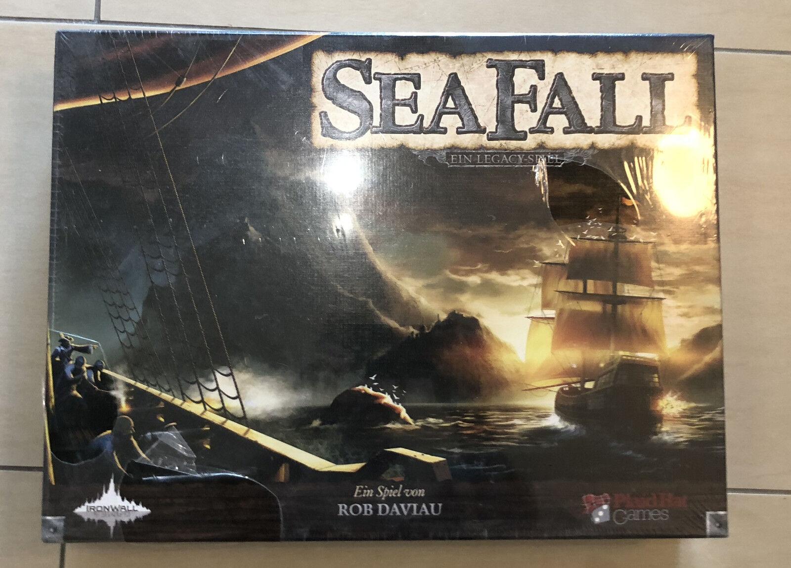 Seafall (Legacy Spiel) von Rob Daviau  deutsch   NEU & OVP