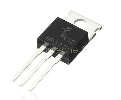 TIP32 TI TIP32C PNP Transistor 1pcs TO220 100V 3A 40W Genuine