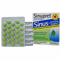 Bionorica Sinupret Adult Strength 50 Tabs