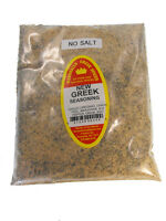 Marshalls Creek Spices Greek Seasoning, No Salt (with Mint & Onion) Refill