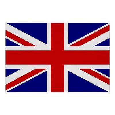 Bandera del Reino Unido Uk Inglaterra Britanica Gran Bretaña de la ...