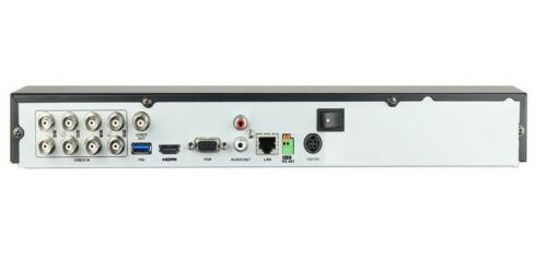 8 channel HD-TVI 2 TB 1080P Standalone DVR Surveillance Security Video Real-Time