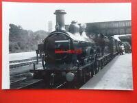 PHOTO  LMS EX MIDLAND  RAILWAY LOCO NO 58