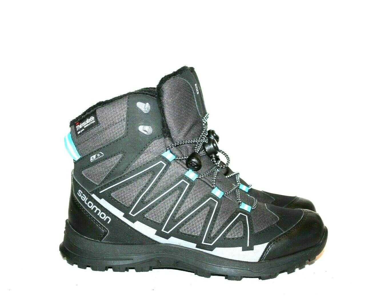 Salomon 3M THINSULATE WATERPROOF!CONTAGRIP Damen Schuhe Trek