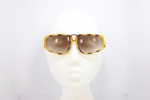 Italian Graffiti by Maga Vintage Sunglasses MadeinItaly 8231K 57mm NOS Gold