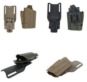 4 Colors TMC Tactical G17 X300 Leg Thigh Belt Holster Drop Adapter Quick Release
