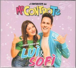 IL-FANTADISCO-DEI-ME-CONTRO-TE-CANTA-LUI-amp-SOFI-CD-NUOVO-SIGILLATO-DELUXE-EDT