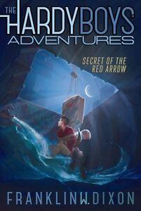 Secret-of-the-Red-Arrow-Hardy-Boys-Adventures-by-Franklin-W-Dixon