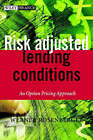 Risk-Adjusted Lending Conditions: An Option Pricing Approach by Werner Rosenberger (Hardback, 2003)