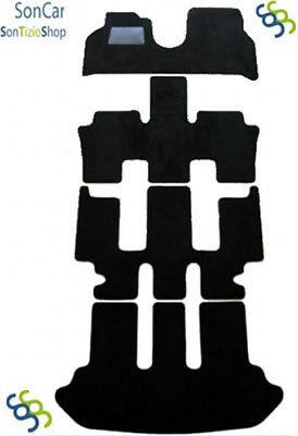 FIAT DUCATO 9 Posti 3^ SERIE dal 2006 TAPPETI SU MISURA tappetini in Moquette