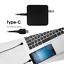 Genuine-OEM-45W-USB-Type-C-AC-Adapter-Charger-For-Lenovo-Miix-720-13-039-039-Yoga-910 thumbnail 8