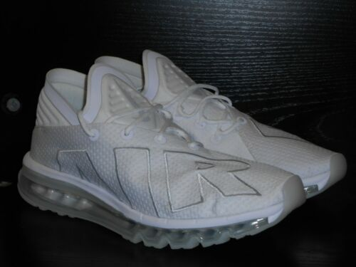 144 5 € Air Max pied homme blanche 8 Runs Nike taille Flair à course de pour Chaussure wAxq617