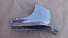 1968 1972 Chevy El Camino BED LEFT REAR CORNER TOP TRIM MOULDING Original GM