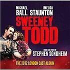 Various Artists - Sweeney Todd [2012 London Album] (Original Soundtrack, 2012)
