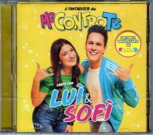 ME-CONTRO-TE-CANTA-LUI-amp-SOFI-CD-GRATTA-E-CANTA-NUOVO-SIGILLATO