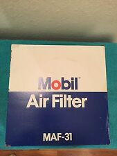 New Mobil Air Filter  MAF-31