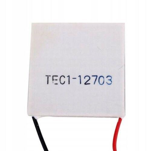 Peltier Thermoelectric Module Peltierelement 3A 15,4V 36W TEC1-12703
