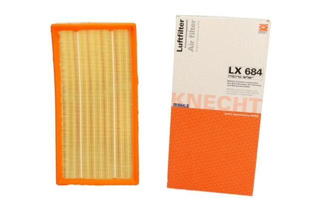 Luftfilter MAHLE KNECHT LX 997