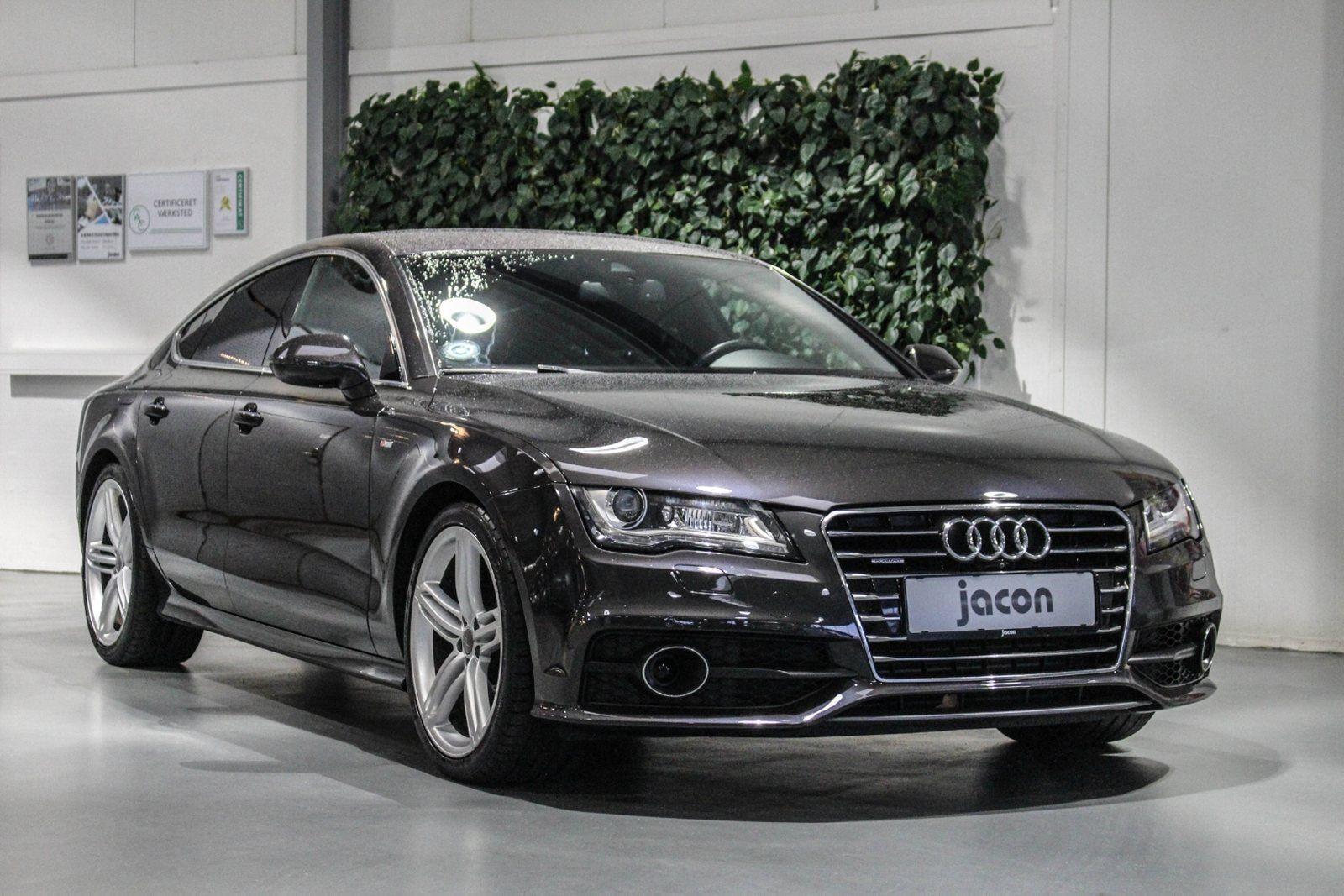 Audi A7 3,0 TDi 245 SB quattro S-tr. 5d - 499.900 kr.
