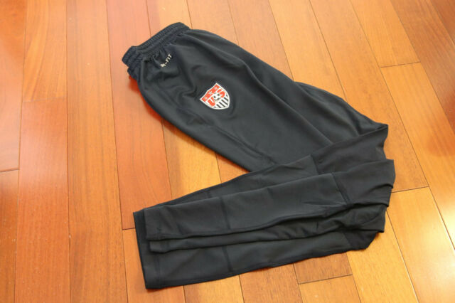 Nike Team USA Strike Dri Fit Soccer Training Pants Men's size M World Cup Issue