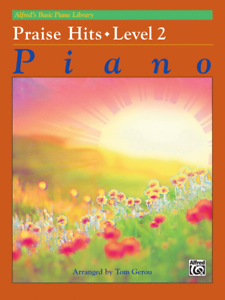 Alfred/'s Basic Piano Library Praise Hits Book 2 40072