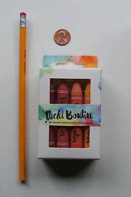 American Crafts Vicki Boutin Premium Mixed Media Colored Markers 5 Pieces