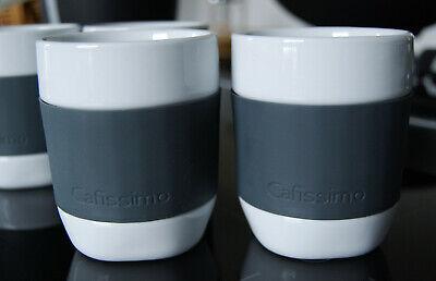 Tchibo Cafissimo Becher oder Tassen aus Porzellan mit