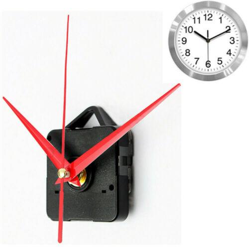 Home Wall Clock Quartz Movement Mechanism Battery Operated DIY Repair Part Kit~