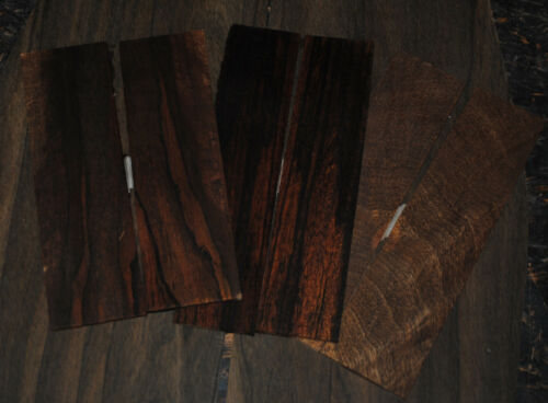 Chocolate Mango Bookmatched Head plates