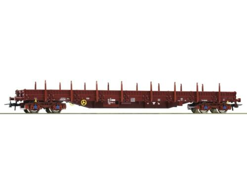 ROCO 76946 carro merci Rungenwagen SNCB h0