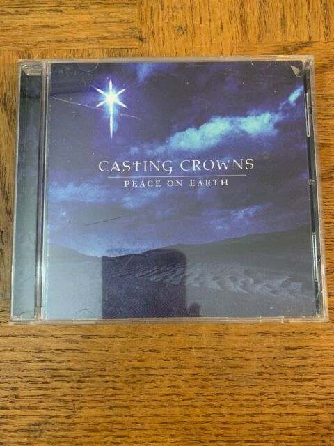 Casting Crowns Peace On Earth CD | eBay
