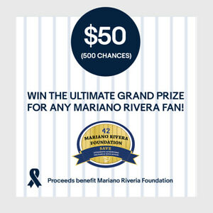 50-500-Chances-Entry-Win-Ultimate-Grand-Prize-for-Any-Mariano-Rivera-Fan